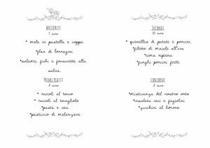 ca mimia menu